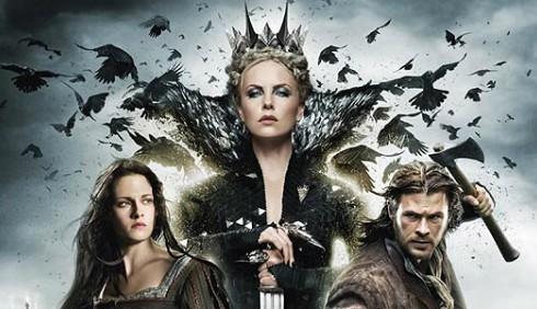 Biancaneve e il Cacciatore: 3 clip su regina, principe e cacciatore