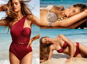 Calzedonia presenta sweet shapes costumi da bagno per le donne curvy diredonna - Costumi da bagno per ragazze ...