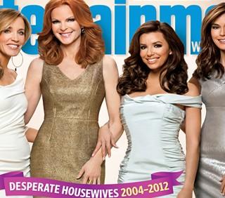 """""""Desperate Housewives"""" chiude per sempre domenica"""