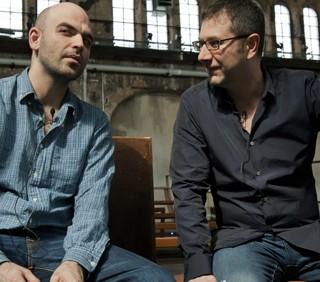 Fabio Fazio e Roberto Saviano: al via Quello che (non) ho