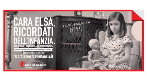 Elsa Fornero bambina