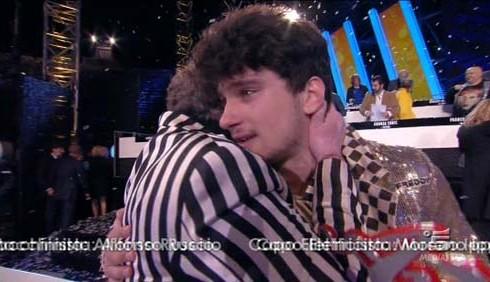 Gerardo Pulli vince Amici 2012, sezione giovani