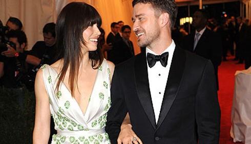 Jessica Biel e Justin Timberlake: festa di fidanzamento VIP