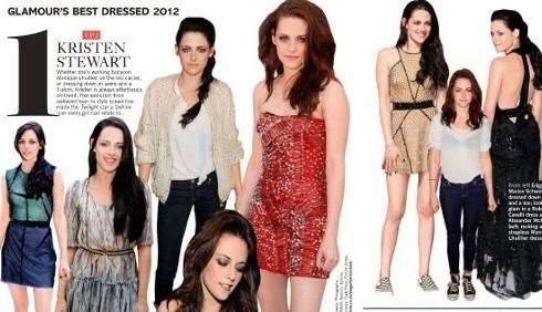 Kristen Stewart è la più elegante del 2012
