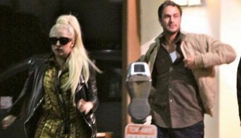 Lady Gaga ha lasciato Taylor Kinney