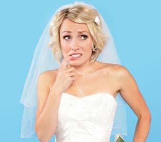 Ridurre l'ansia da matrimonio
