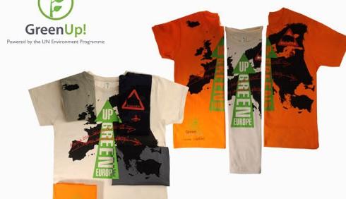 Vivienne Westwood e Gisele Bundchen: Tree shirt per la natura