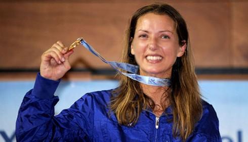 Valentina Vezzali svela il segreto delle sue vittorie