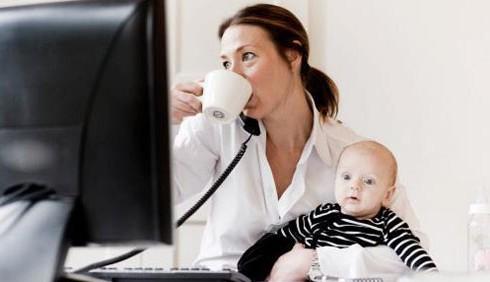 Mamme e carriera: cresce il progetto