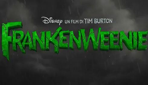 Frankenweenie, il full trailer