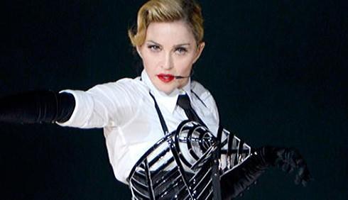 Madonna: la moda nel MDNA Tour