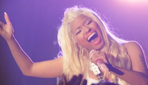 Nicki Minaj in concerto a Milano