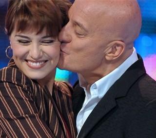 Claudio Bisio e Paola Cortellesi lasciano Zelig
