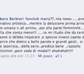Bubi Barbieri non torna a Uomini e Donne?