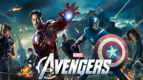 The Avengers, 600 milioni solo in USA