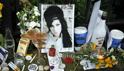 Amy Winehouse, casa in vendita
