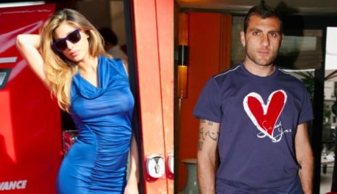 Belen Rodriguez e Bobo Vieri, spunta il video