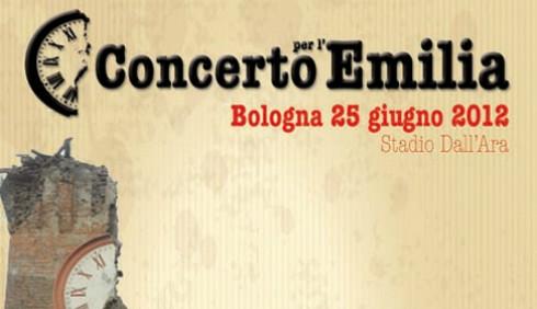 Concerto per l'Emilia, stasera su Rai 1