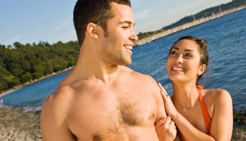Dove conoscere uomini in estate?