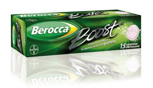 Berocca Boost, novità Bayer contro la stanchezza fisica e mentale