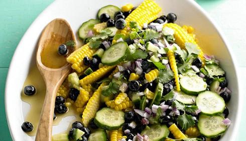 Ricette: le migliori insalate estive