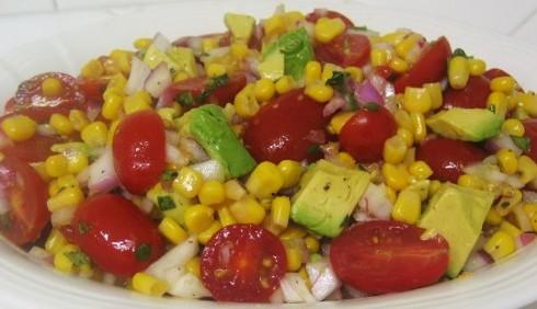 Insalate di pomodori e varianti per ricette