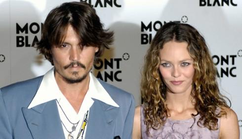 Johnny Depp e Vanessa Paradis si sono lasciati