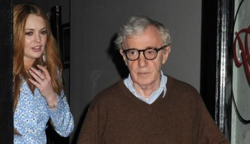 Lindsay Lohan, nessun film con Woody Allen