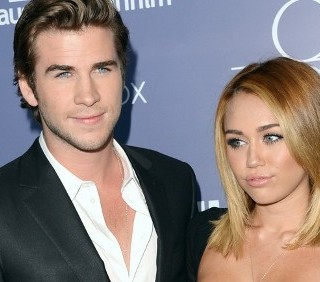 Miley Cyrus e Liam Hemsworth: Australians in film Awards, foto