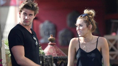 Miley Cyrus e Liam Hemsworth, matrimonio il prossimo weekend?
