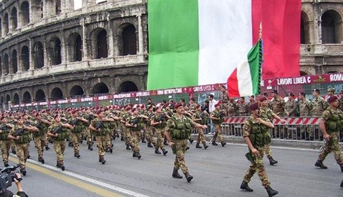 Festa della Repubblica solidale al terremoto