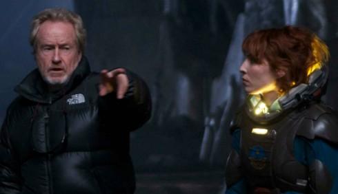 Ridley Scott parla di Prometheus
