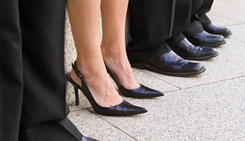 Il capo ideale si riconosce dalle scarpe