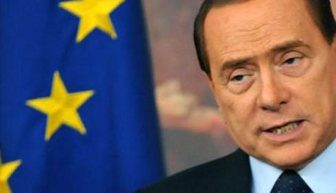Silvio Berlusconi vuole uscire dall'Euro