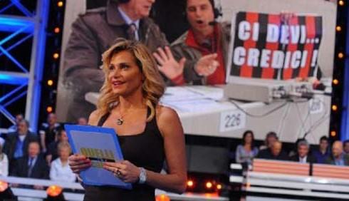 Simona Ventura porta il calcio su Cielo?
