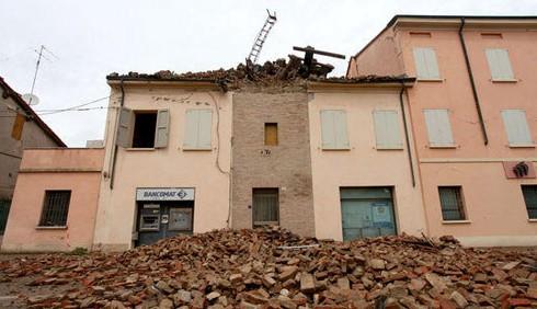 Terremoto in Emilia, paura per la mafia