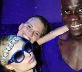 Mario Balotelli se la spassa con Paris Hilton?