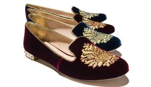 Miu Miu: slippers per l'autunno