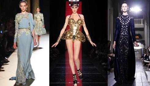Parigi Haute Couture, sfilate del terzo giorno