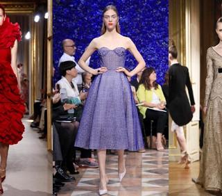 Parigi Haute Couture, sfilate del primo giorno
