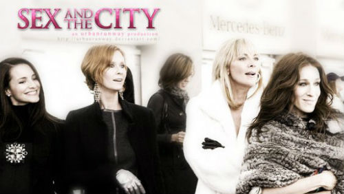 Sex and the City: la serie