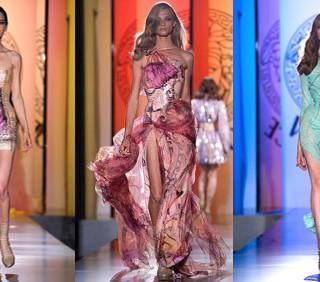 Parigi Haute Couture: Versace sfila con la prima linea di gioielli