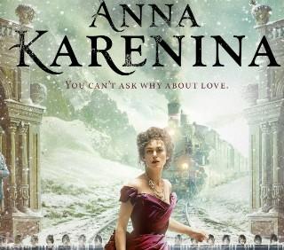Anna Karenina, nuova locandina