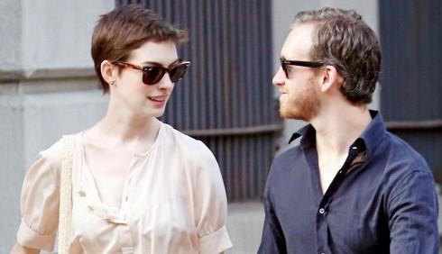 Anne Hathaway è incinta?