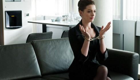 Anne Hathaway vuole lo spin-off su Catwoman