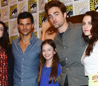 Breaking Dawn Parte 2: tutto dal Comic Con