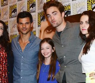 Breaking Dawn Parte 2: tutto dal Comic Con