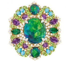 design di qualità 73bc4 4b3af Dear Dior: gioielli preziosi in onore del celebre stilista ...