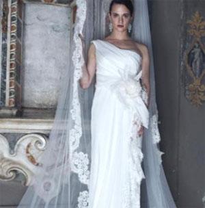 big sale 81583 6c19e Alberta Ferretti Forever: i nuovi abiti da sposa ...