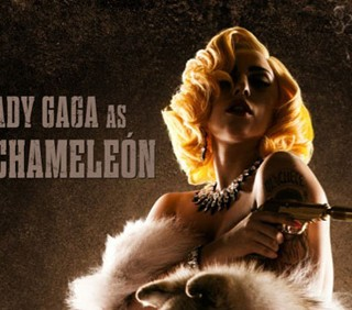 Lady Gaga in Machete Kills: le foto